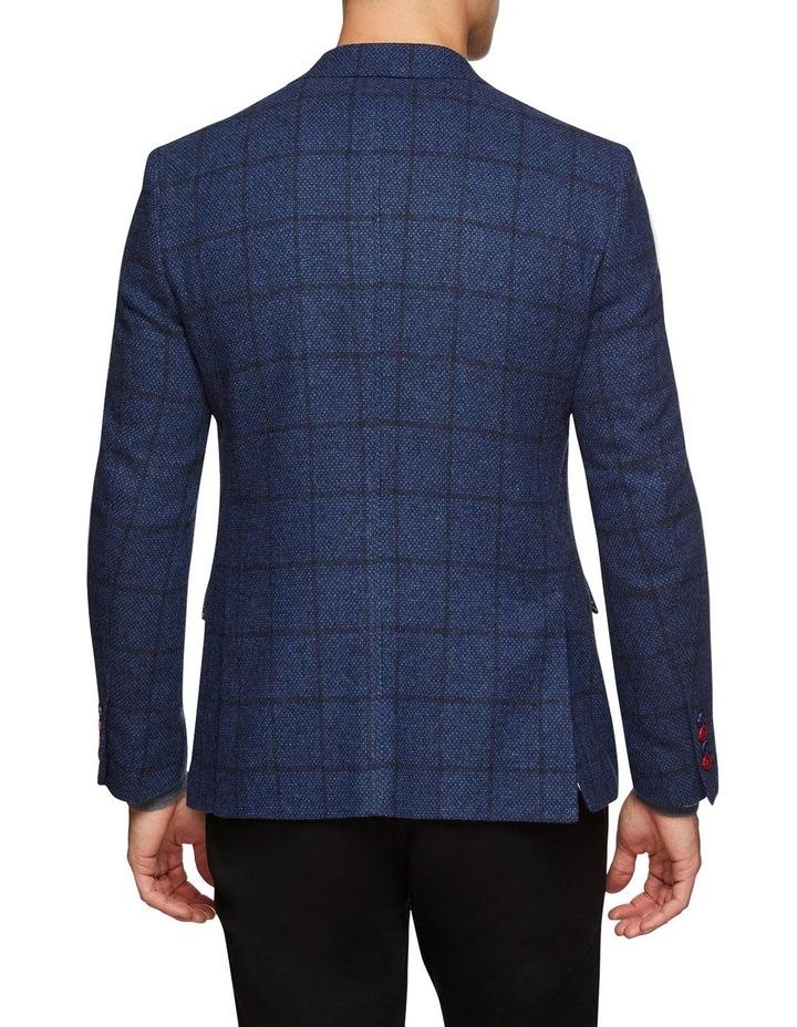 Blake Wool Blend Checked Blazer P image 3