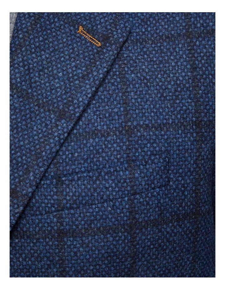 Blake Wool Blend Checked Blazer P image 6