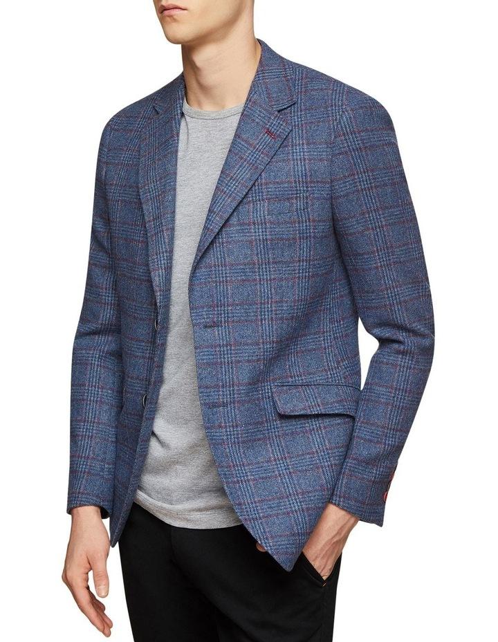 Blake Wool Blend Checked Blazer P image 2