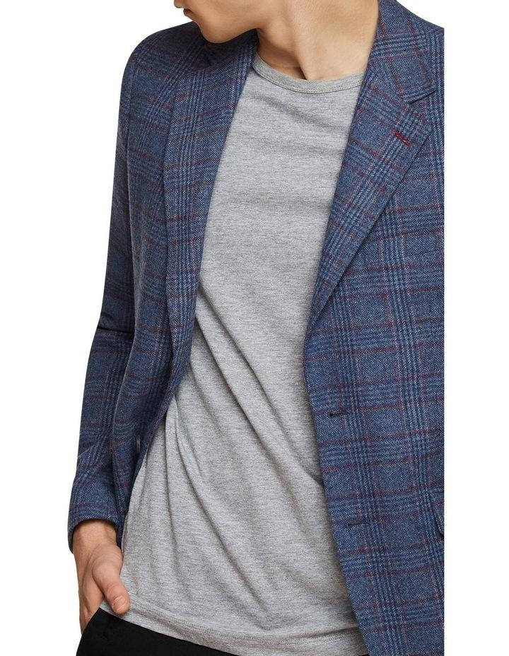Blake Wool Blend Checked Blazer P image 4