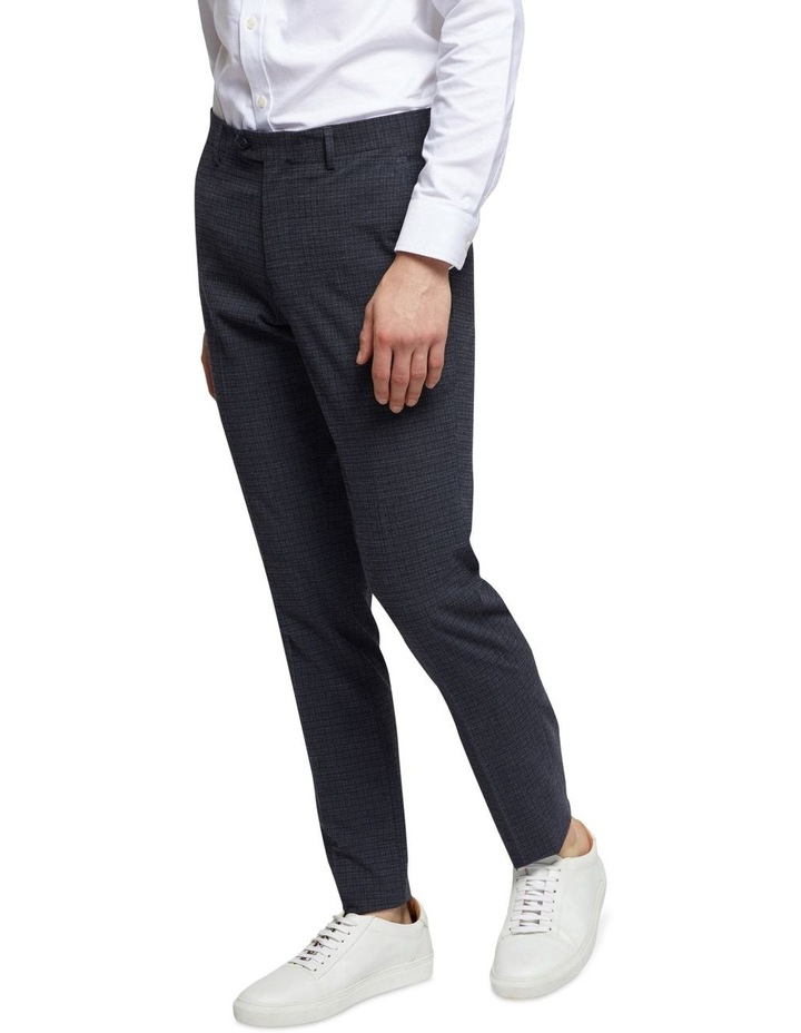 Stretch Checked Trousers image 2