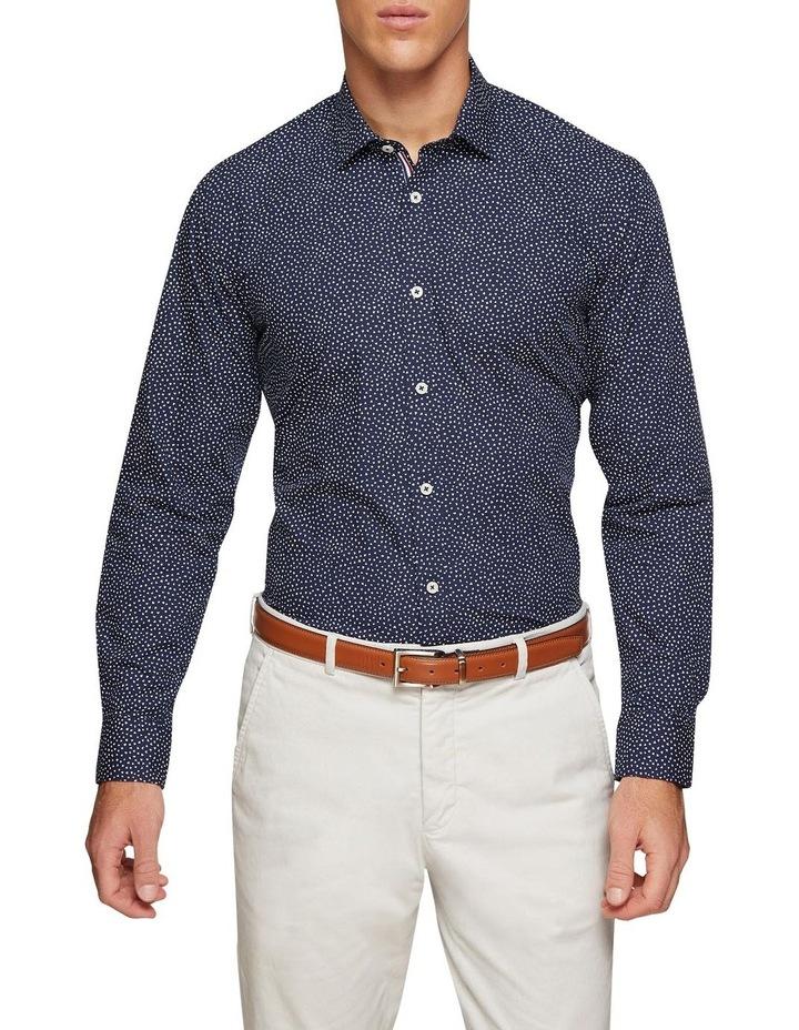 Kenton Printed Regular Fit Shirt P image 1