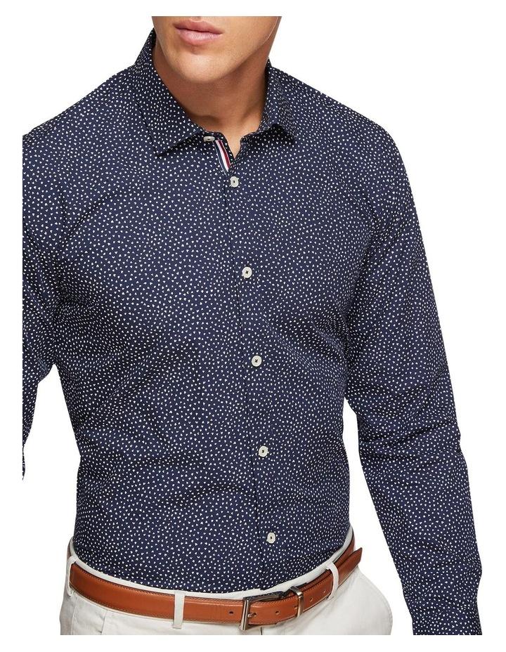 Kenton Printed Regular Fit Shirt P image 4