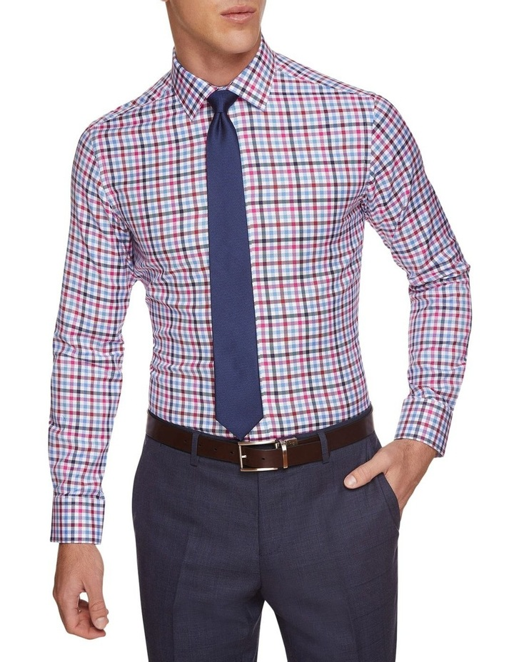 Beckton Checked Luxury Shirt image 2