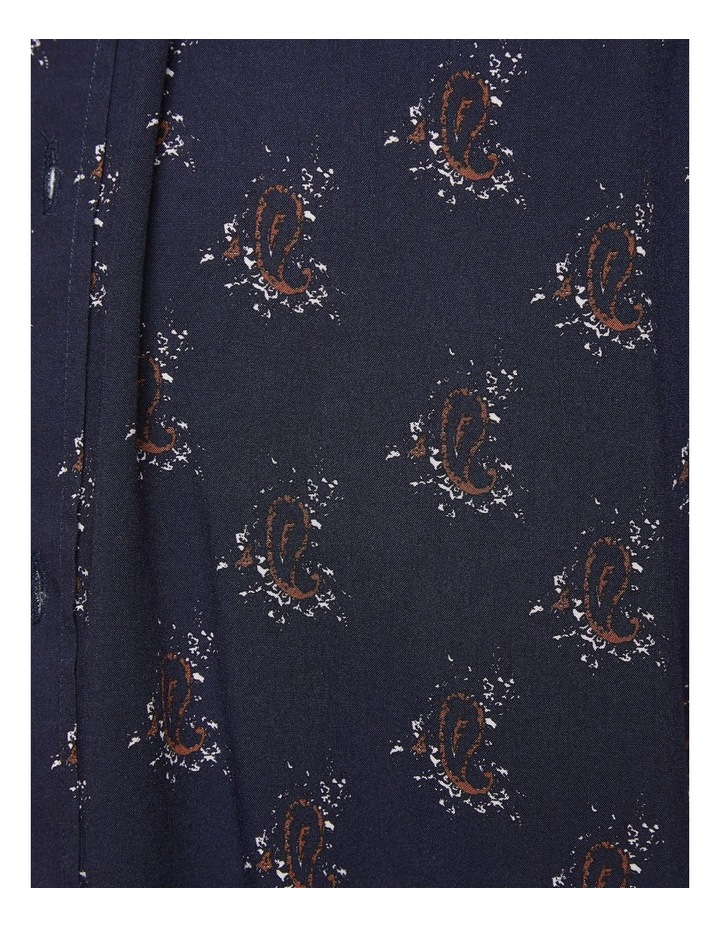 Kenton Paisley Print Regular Shirt image 6
