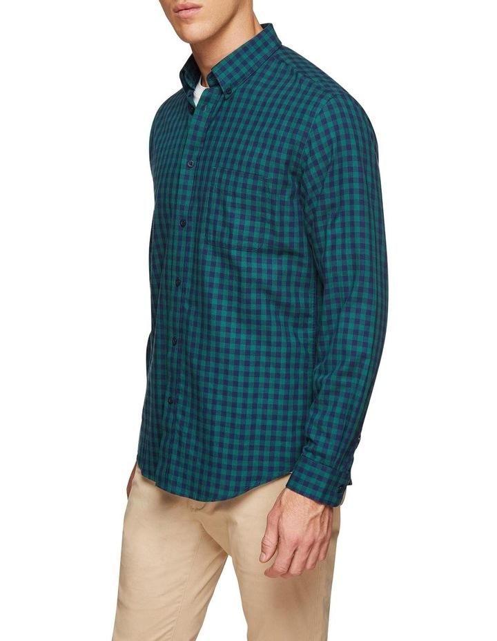 Uxbridge Checked Regular Fit Shirt image 2