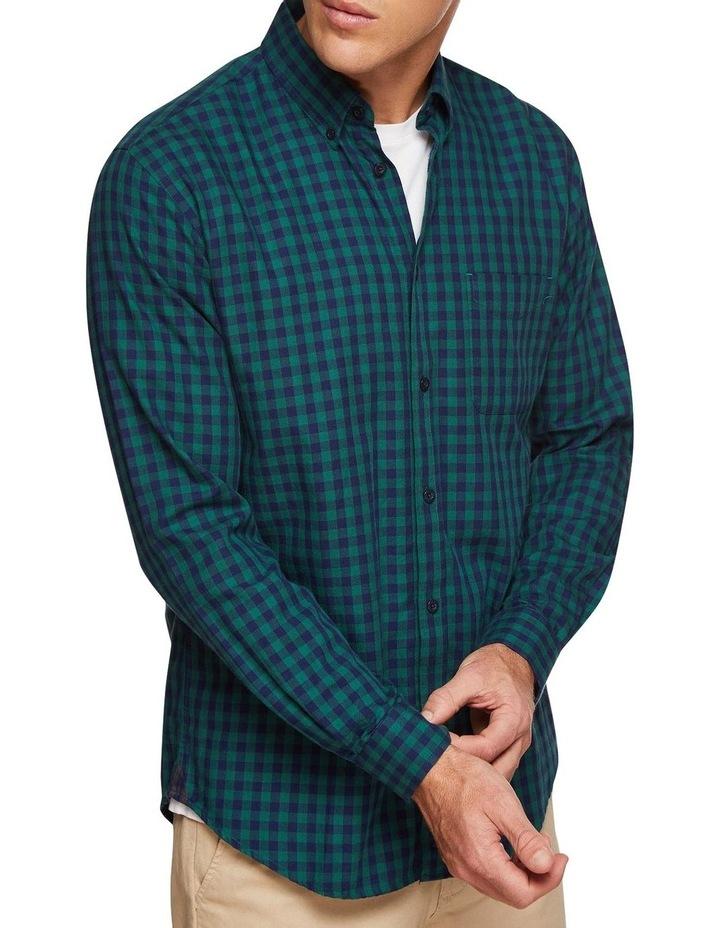 Uxbridge Checked Regular Fit Shirt image 4