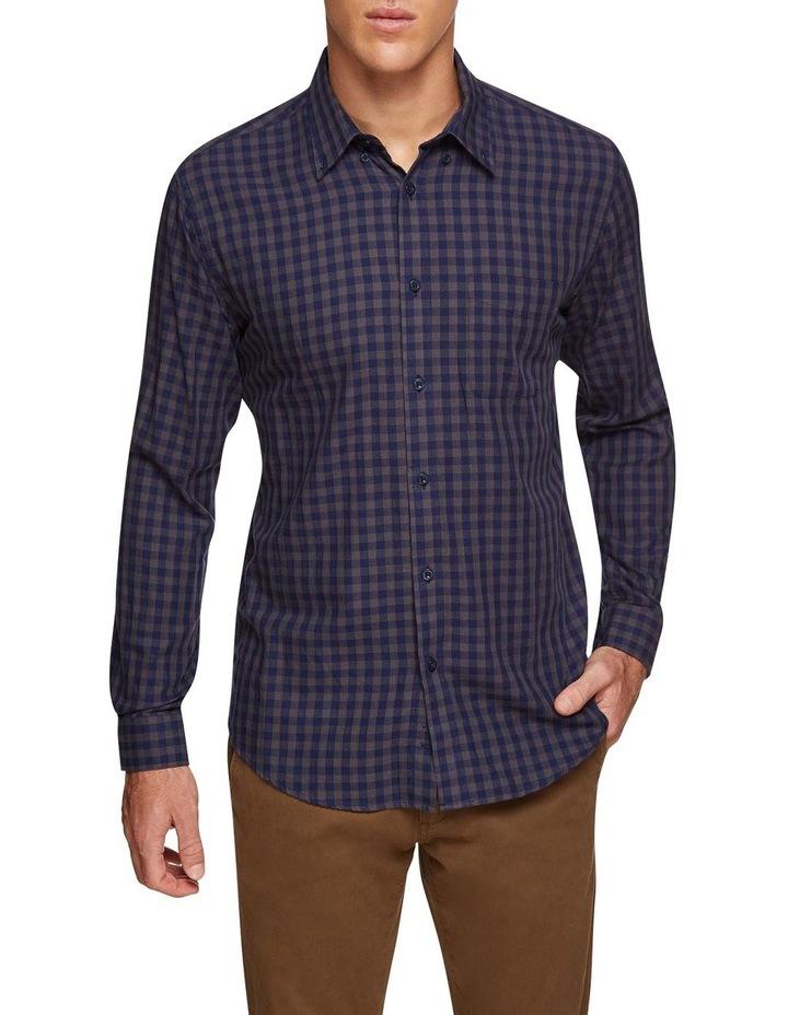 Uxbridge Checked Regular Fit Shirt image 1