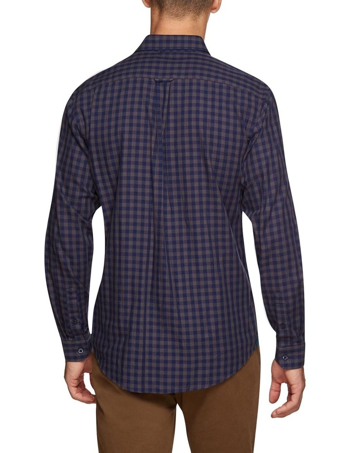 Uxbridge Checked Regular Fit Shirt image 3