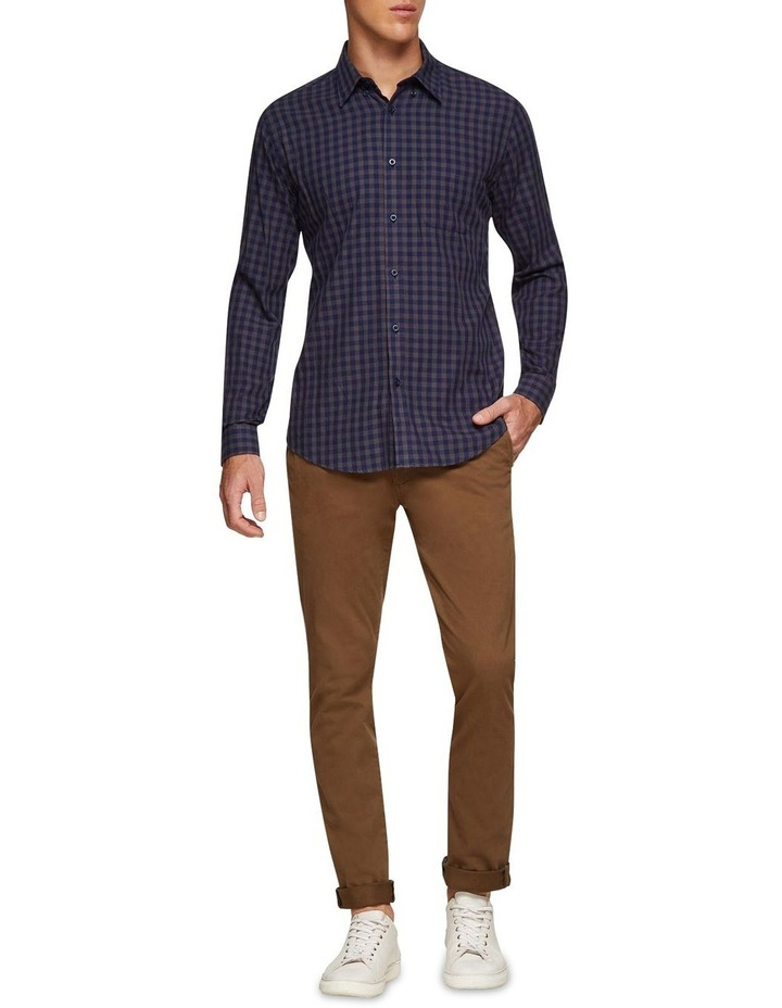 Uxbridge Checked Regular Fit Shirt image 5