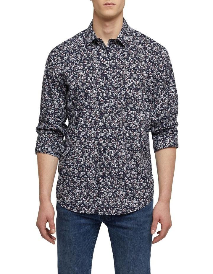 Kenton Floral Printed Regular Shirt image 1