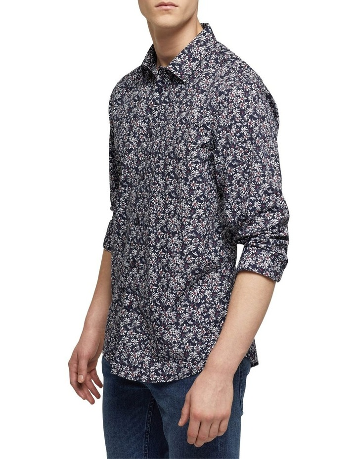 Kenton Floral Printed Regular Shirt image 2