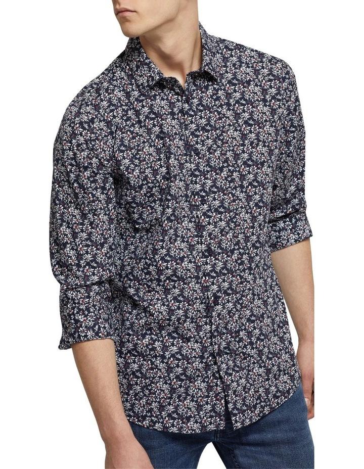Kenton Floral Printed Regular Shirt image 4