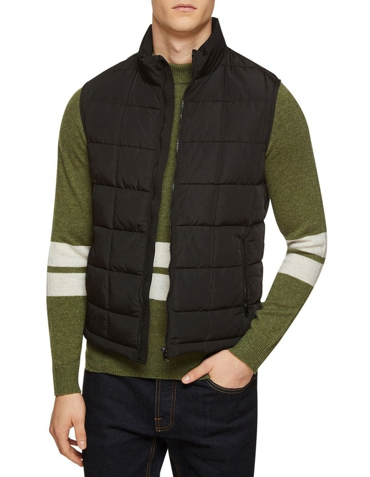 Vinnie Quilted Puffa Vest image 1
