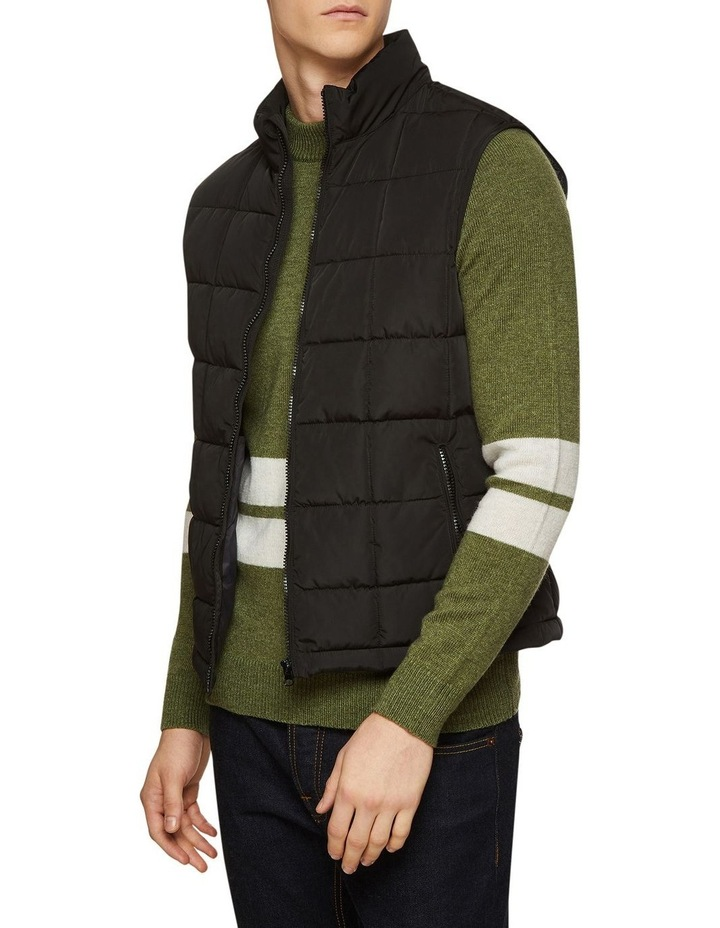 Vinnie Quilted Puffa Vest image 2