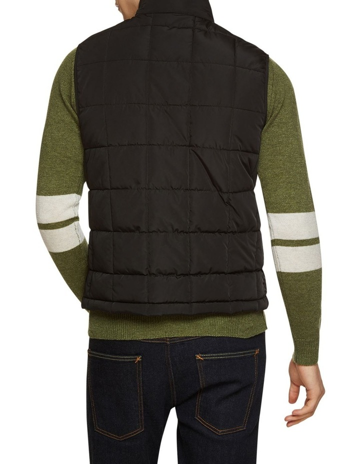 Vinnie Quilted Puffa Vest image 3