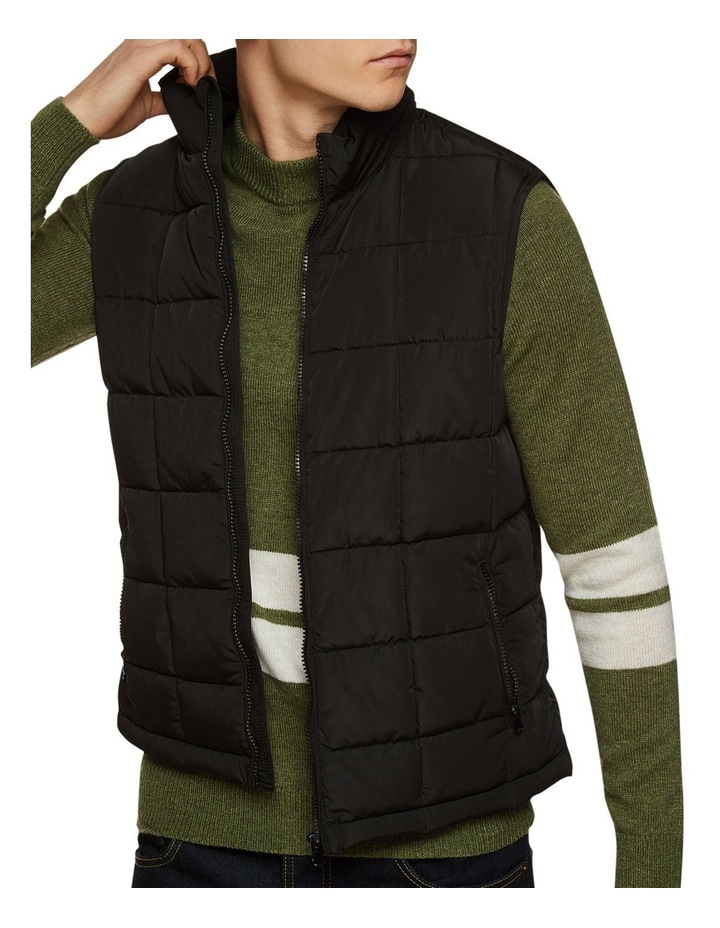 Vinnie Quilted Puffa Vest image 4