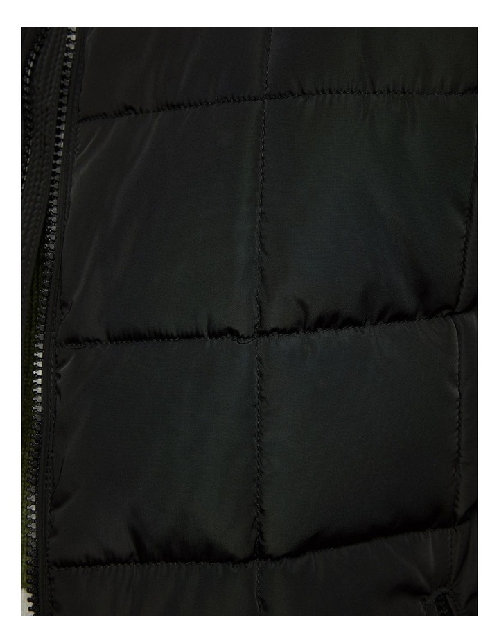 Vinnie Quilted Puffa Vest image 6