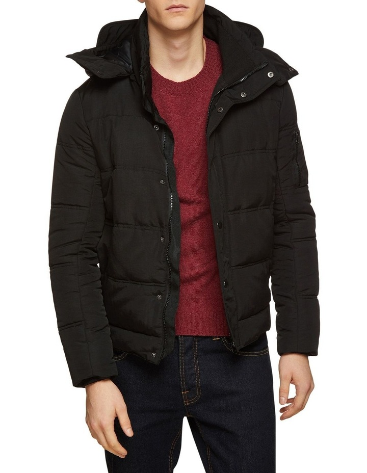 Aiden Hoody Puffa Jacket image 1