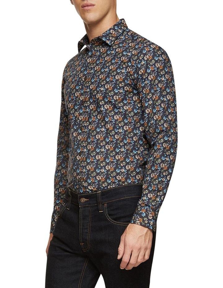 Kenton Floral Printed Lux Shirt image 2