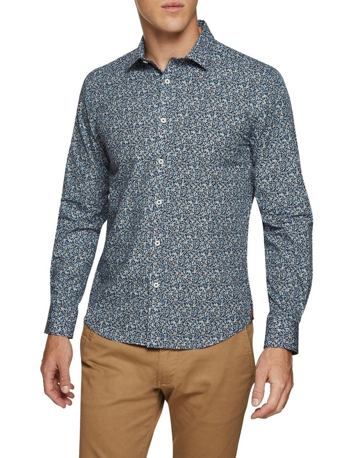 Kenton Floral Printed Luxury Shirt image 1