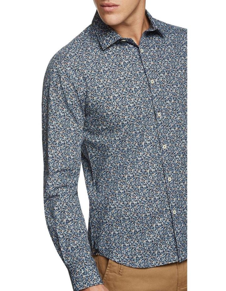 Kenton Floral Printed Lux Shirt image 4