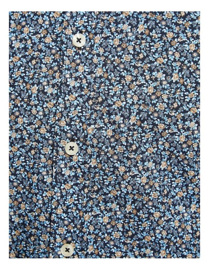 Kenton Floral Printed Lux Shirt image 6