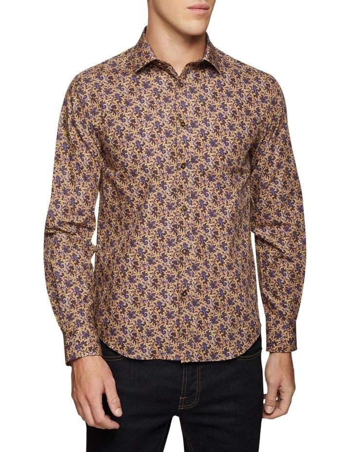 Kenton Floral Printed Luxury Shirt image 1