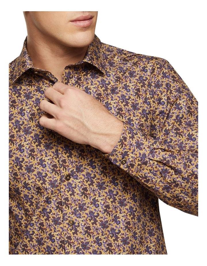 Kenton Floral Printed Luxury Shirt image 4