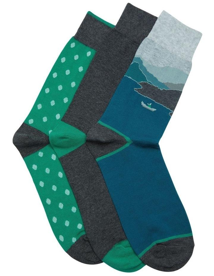 Maximus 3 Pack Socks image 1