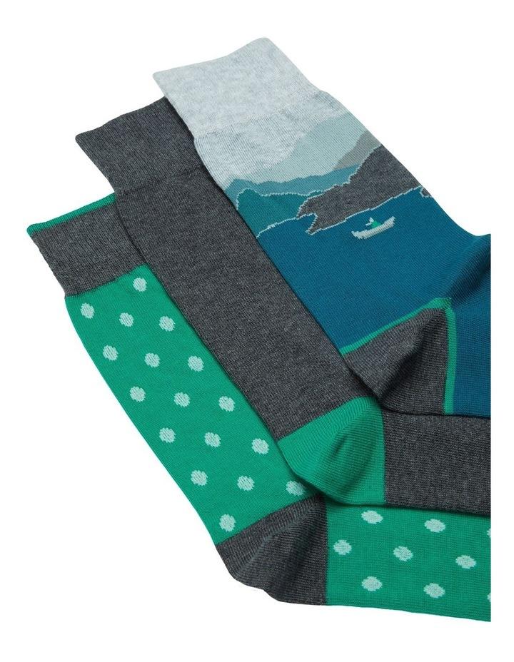 Maximus 3 Pack Socks image 2