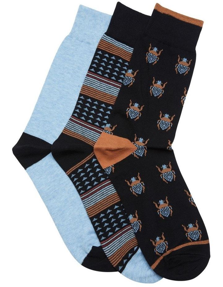Riggs 3 Pack Socks image 1