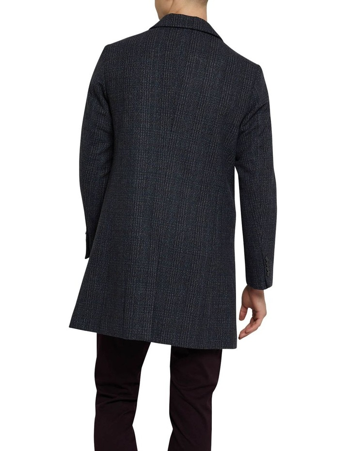 Frost Check Overcoat P image 3