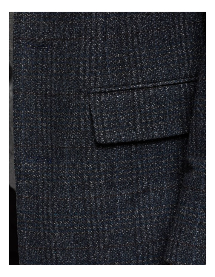Frost Check Overcoat P image 6