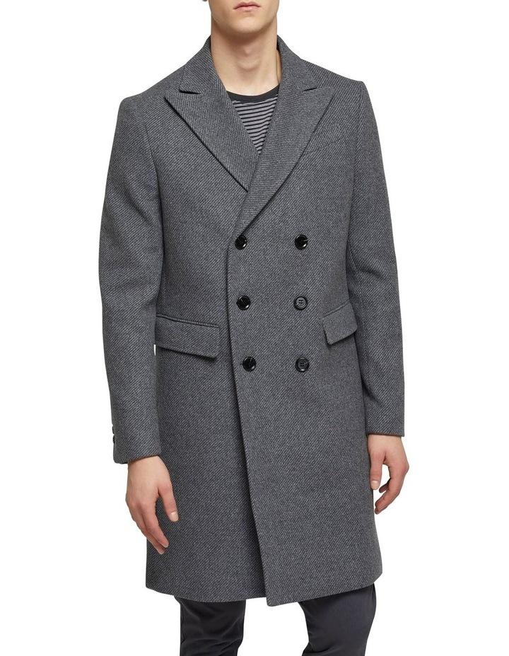 Atticus Twill Overcoat P image 1