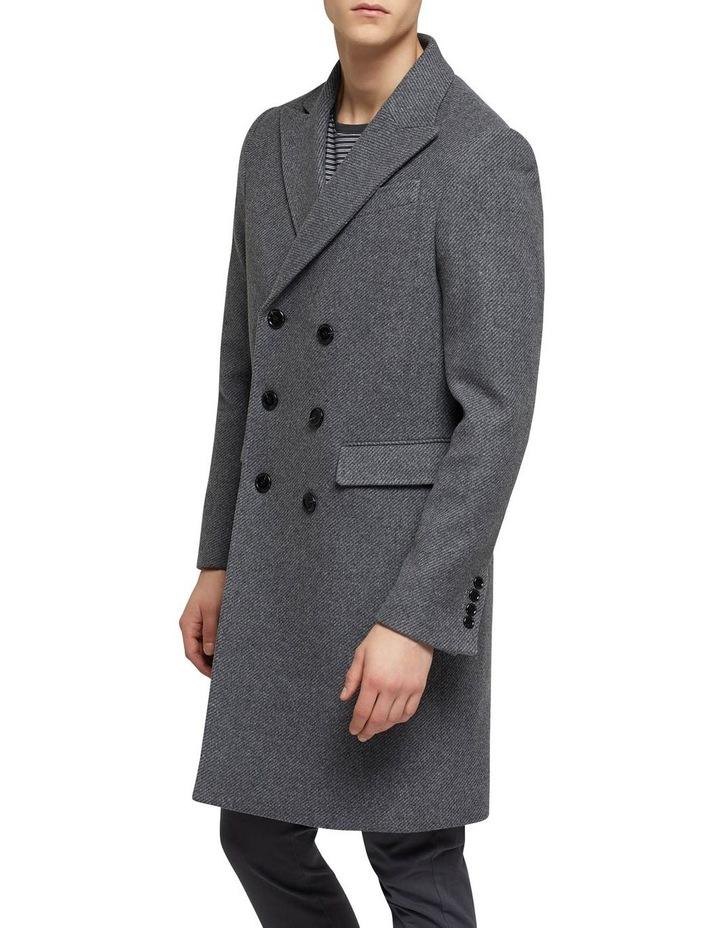 Atticus Twill Overcoat P image 2