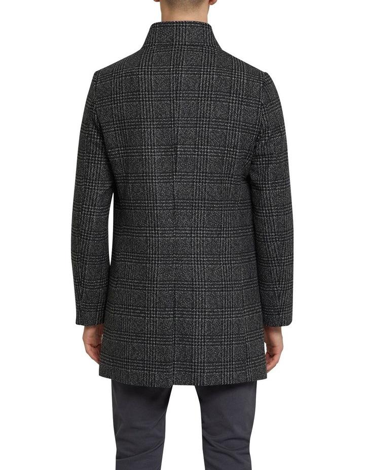 Dunbar Check Overcoat P image 3