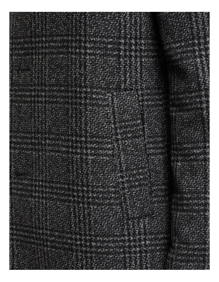 Dunbar Check Overcoat P image 6