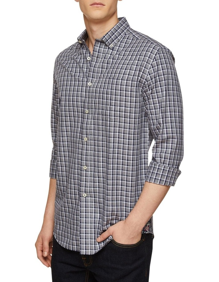 Stratton Checked Regular Fit Shirt image 2