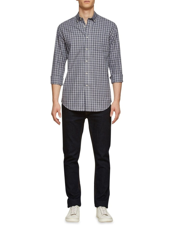 Stratton Checked Regular Fit Shirt image 5
