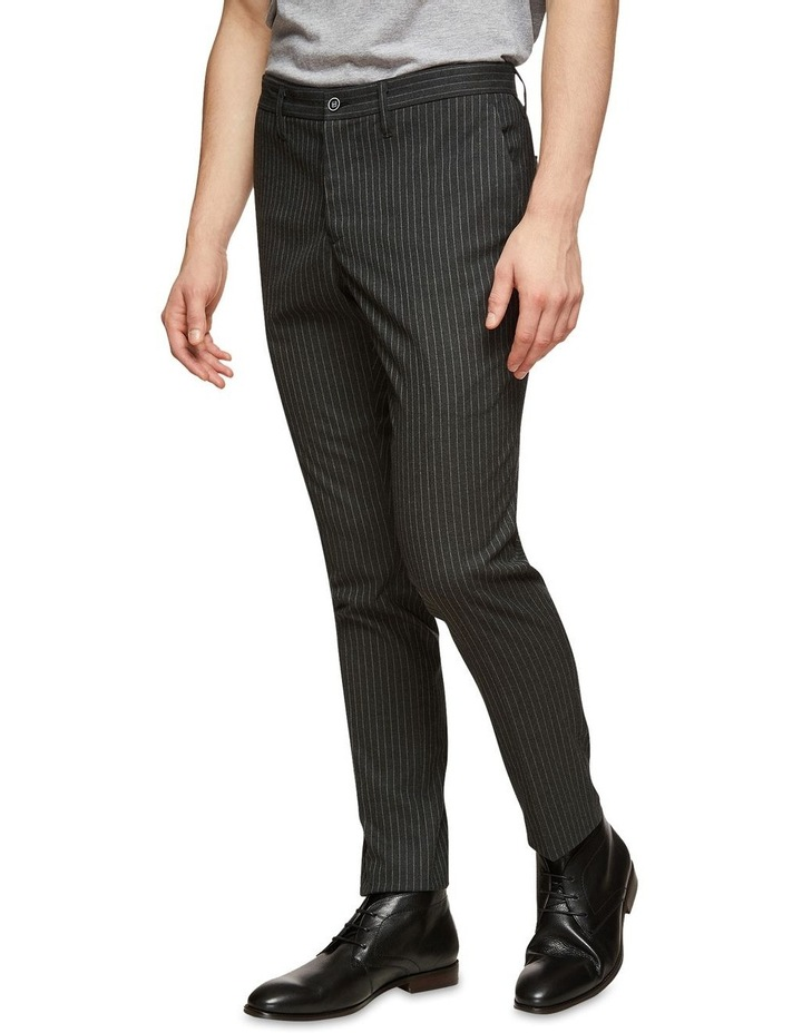 Stretch Striped Trousers image 2