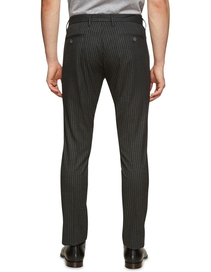 Stretch Striped Trousers image 3