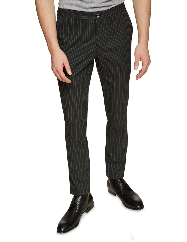 Stretch Striped Trousers image 4