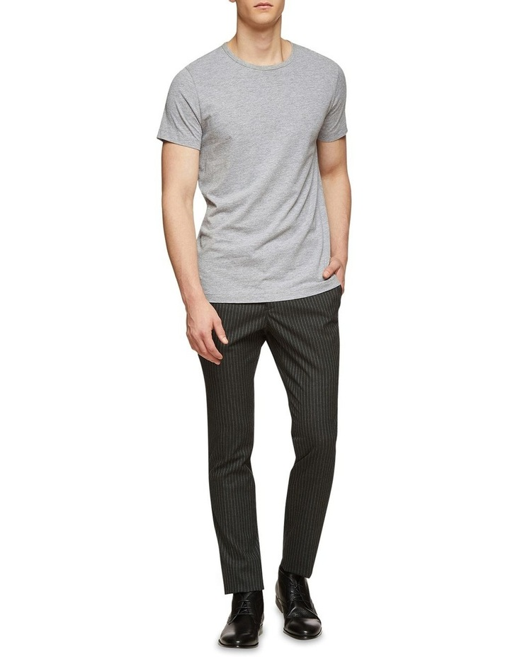 Stretch Striped Trousers image 5