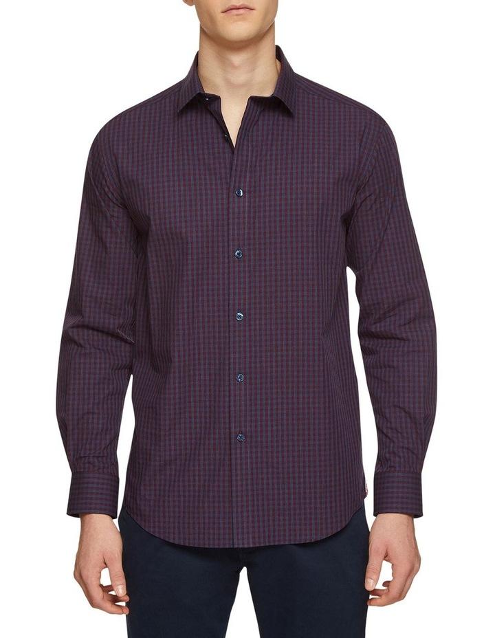 Kenton Checked Regular Fit Shirt image 1
