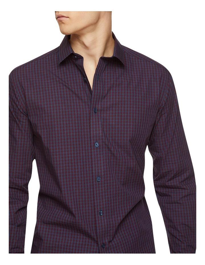 Kenton Checked Regular Fit Shirt image 4