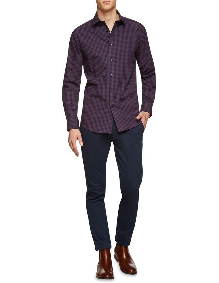 Kenton Checked Regular Fit Shirt image 5