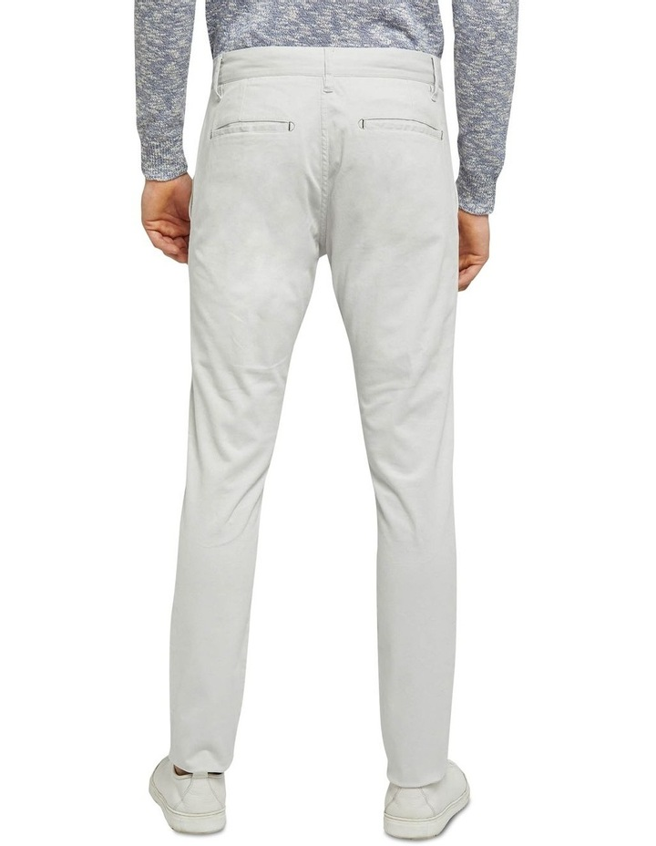 Stretch Skinny Fit Chinos image 3