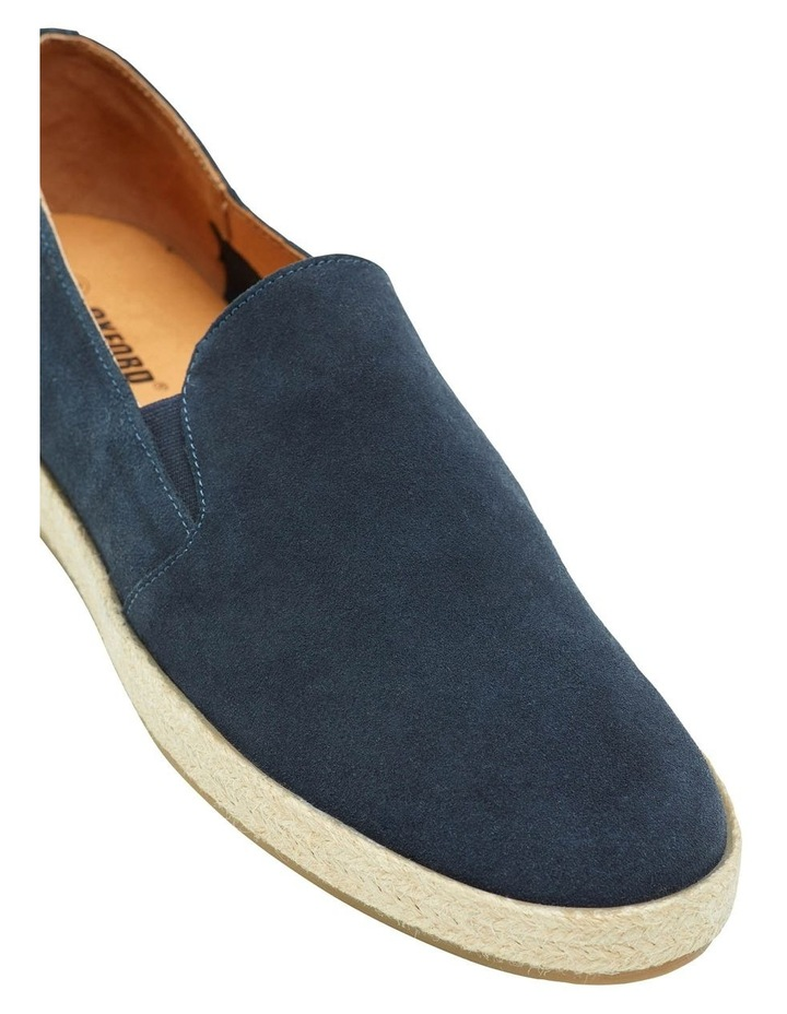 Nelson Suede Espadrille Shoe image 4