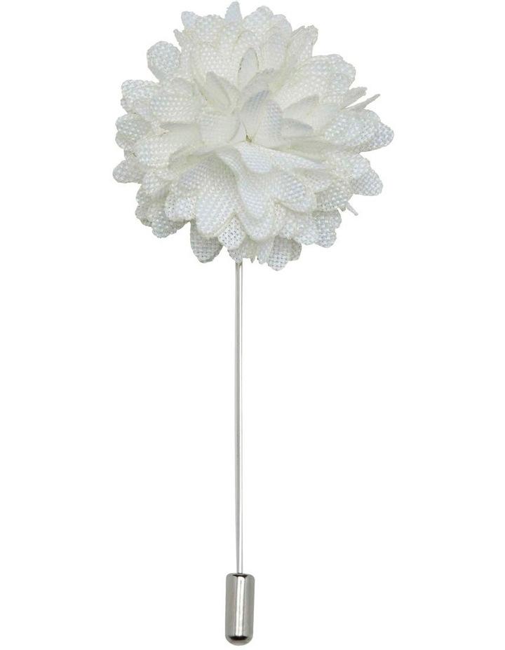 Flower Tie Pin image 1